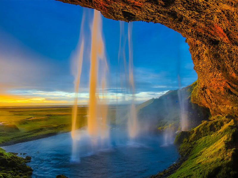 wonderful places and beauty of Iceland